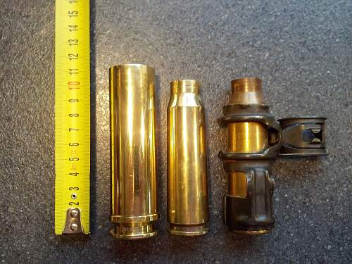 Id of 30mm and 20mm casings.