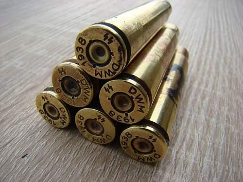 SS cartridges