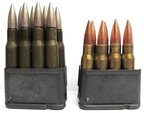 Garand MK2-MOD.1 Ammo
