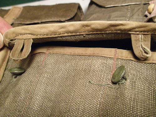 Unknown F1 Hand Grenade Pouch-Do you Know??