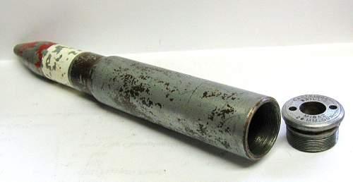 unknown drill round