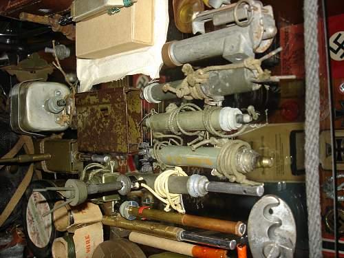 WW2 US MK2 grenade booby-trap fuze types?