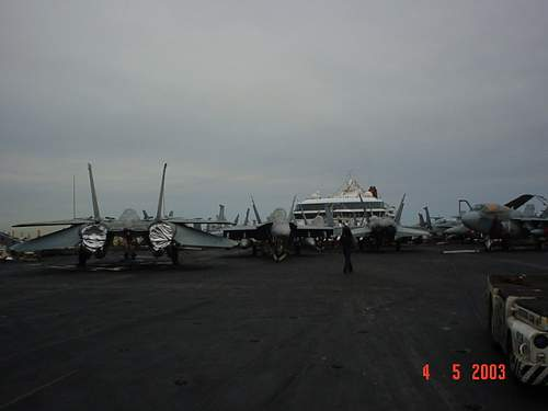 Click image for larger version.  Name:Crowded Deck.JPG Views:9 Size:141.0 KB ID:776856