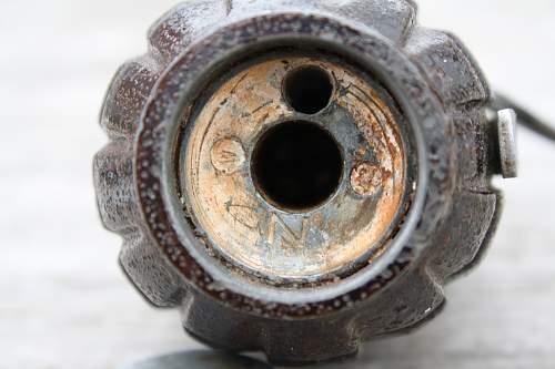 No 36 Mills bomb