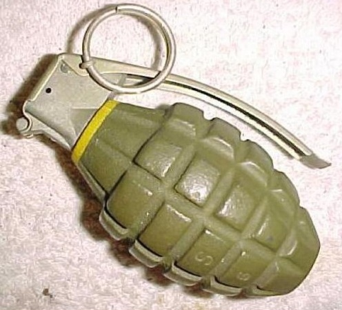 Norwegian MK2 Pineapple Grenade Copies- any info?