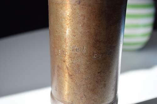 german  75 or 88 shell