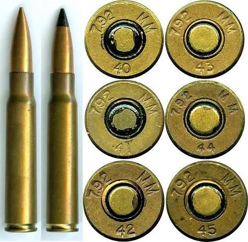 Cartridge Identification