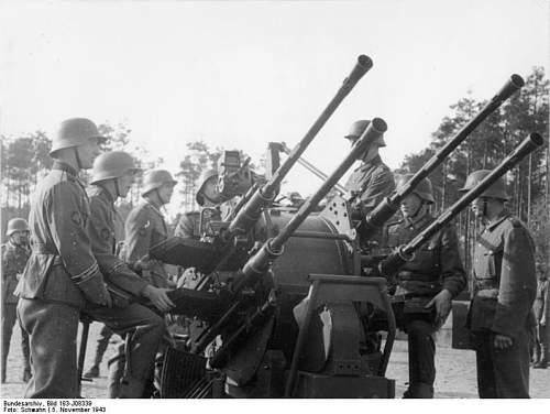 WW2 Luftwaffe Light Flak ?