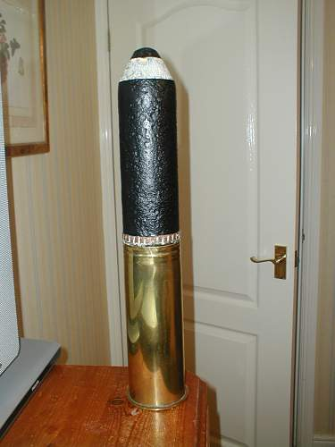 Need info on WW1 77mm