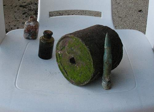 Found on Saipan near Marpi Point  What is it?