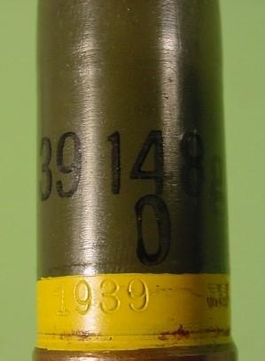 2 CM / 20 MM Flak Cannon Round?  Confirming