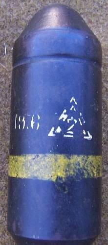 Japanese Type 2 1/3 Kg. Cluster Bomb