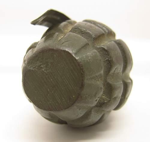US Mk. II Grenade