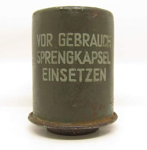 Stielhandgranate M24 - 1938