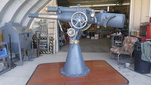 WWI US 3 inch deck gun info needed