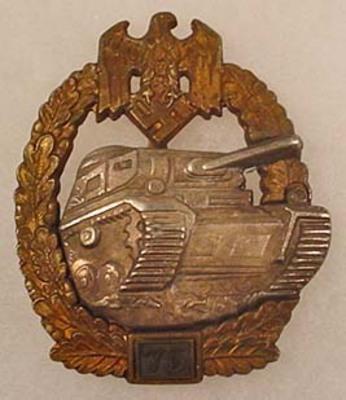 75 Bronze Tank Assault,....opinions wanted