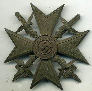 Panzerkampfabzeichen, Spanienkreuz....Are These Legit?