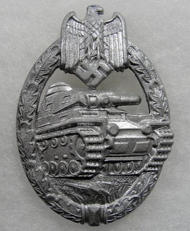 Panzerkampfabzeichen by Assmann