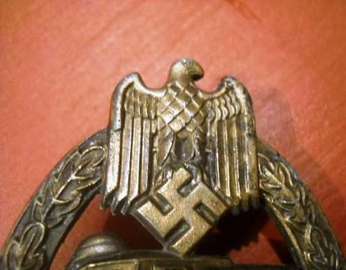 Panzerkampf Abzeichen - a good one?