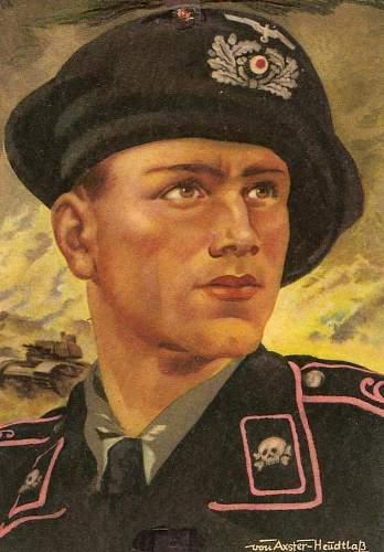 Welcome to the new Panzerkampfabzeichen sub forum!