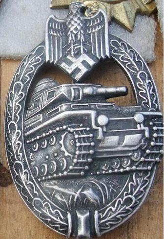 Panzer Assault Badges