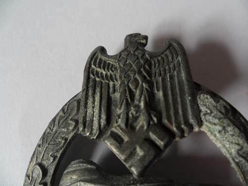 Panzerkampfabzeichen help please