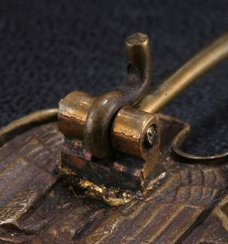Hymmen & Co., Hollow Tombak PAB in Bronze.