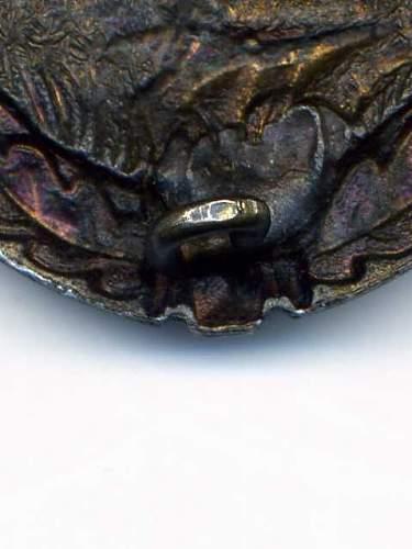 Assmann & Sohne, Ludenscheid. - Cupal Hollow PAB in Bronze.