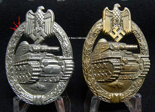 Click image for larger version.  Name:ralph's F&R badges late and early.JPG Views:123 Size:187.0 KB ID:583368