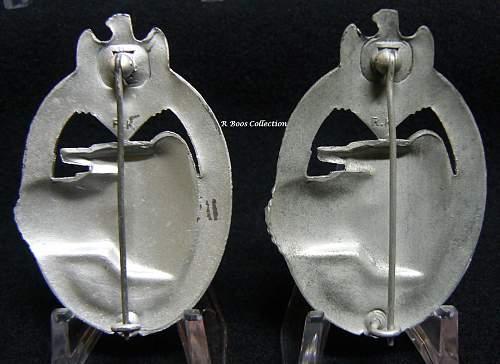 Panzerkampfabzeichen (RK)