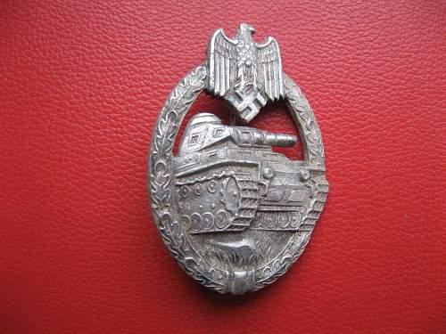 Originality of badge
