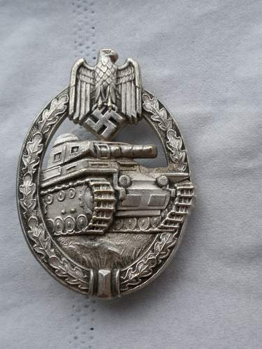 Good RSS tank badge?