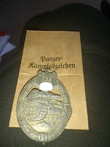 Panzerkampfabzeichen good or bad!!!