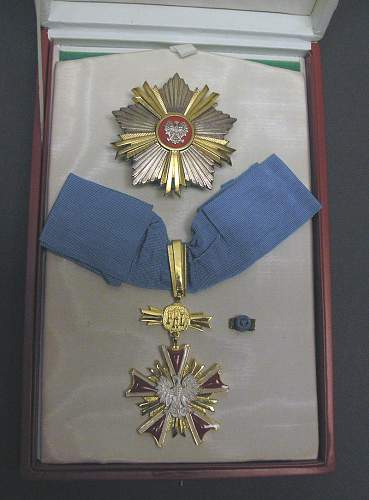 Polishboys Collection of PRL Merit Orders