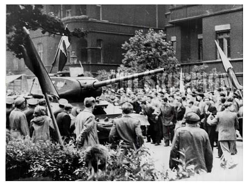 Remembering Poznań June 1956 - The Polish Uprising in East Europe after The II World War against Stalinist terror!