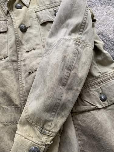 Lwp uniform for ID
