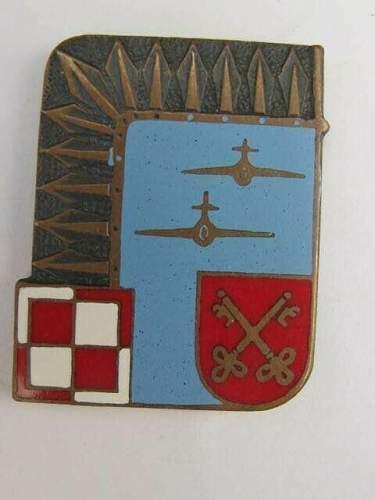 Unknown Polish Squadron badge any ideas ??