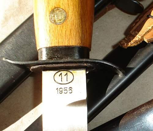 Nóż szturmowy wz. 55. (wz.56.)