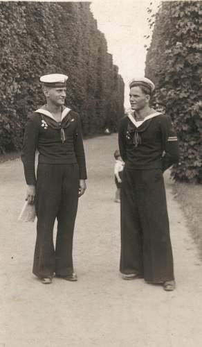 Naval Cap