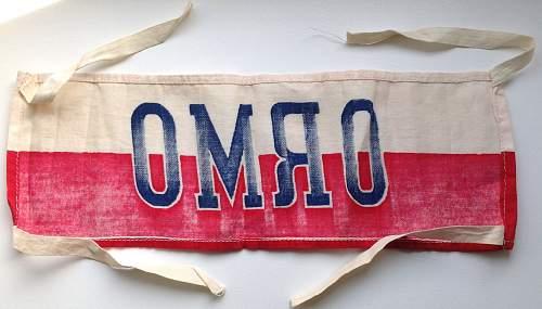 Ochotnicza Rezerwa Milicji Obywatelskiej - ORMO