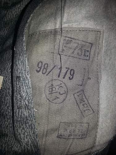LWP uniform and equipment '69-'89