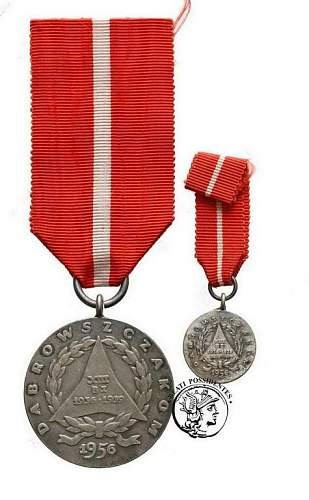 Medal for your liberty and ours