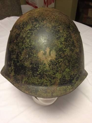 Russian helmet for 1 WP