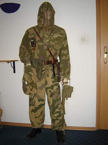 "polish ""Cold War"" era special forces uniforms"