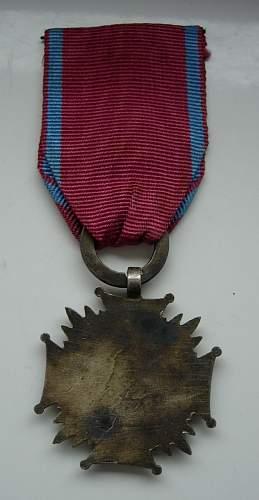 Polish cross of merit