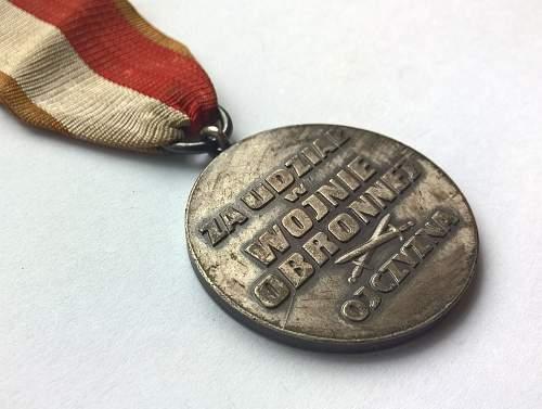 Click image for larger version.  Name:Za udział w wojnie obronnej 1939 (4).jpg Views:86 Size:305.8 KB ID:845018
