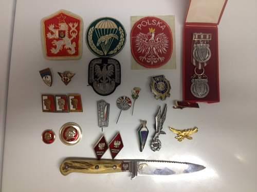 Polish militaria