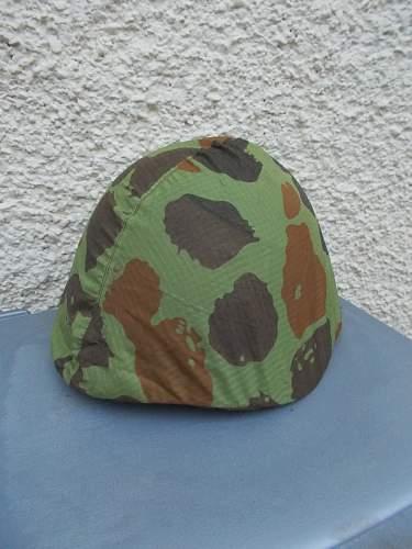 My first Polish helmet