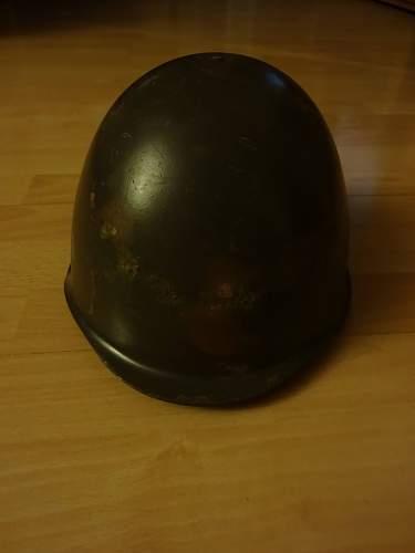 Poilsh helmet?