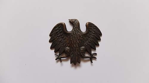 """Types/variants eagle """"Kurica"""""""